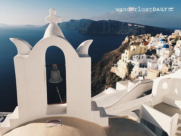 visitare Santorini in un giorno
