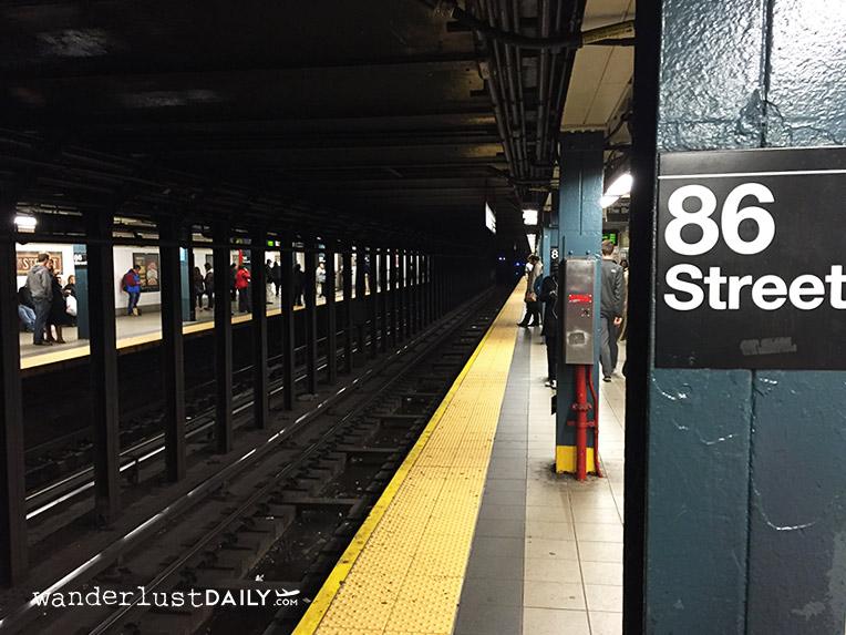 risparmiare a new york - metro