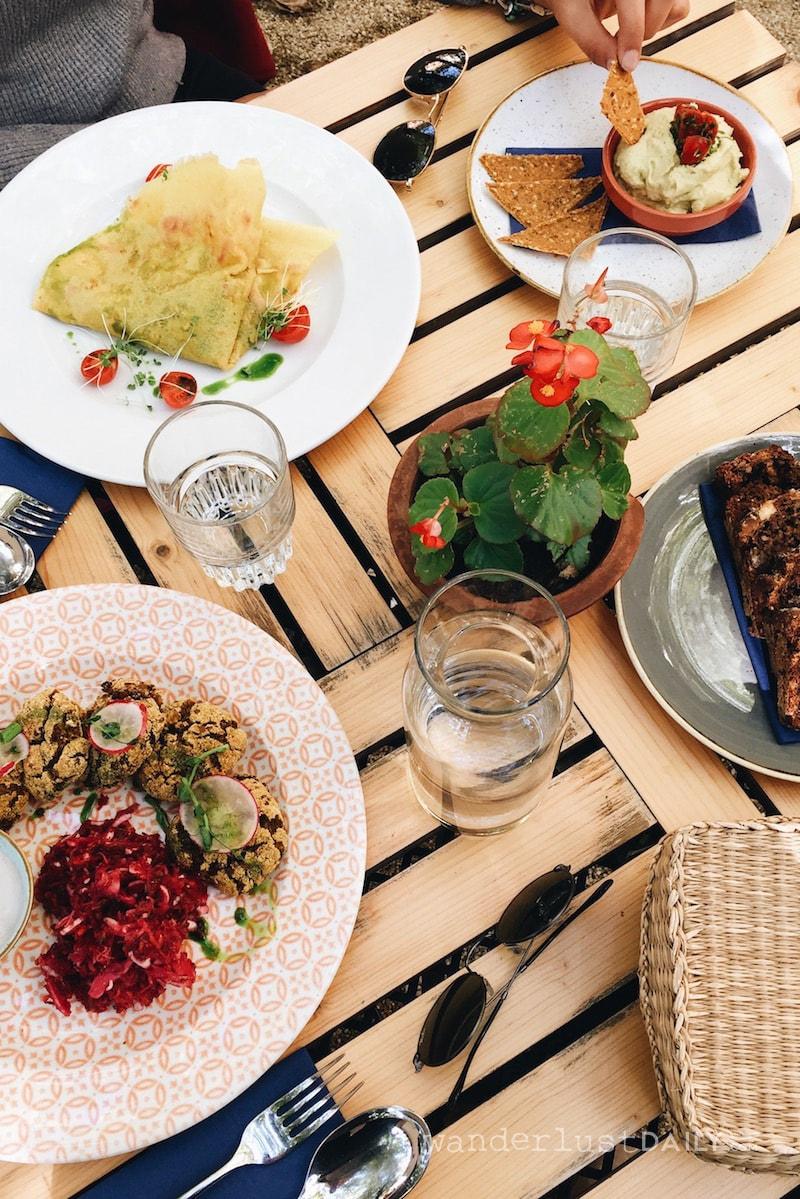 dove mangiare a sofia vegetariano