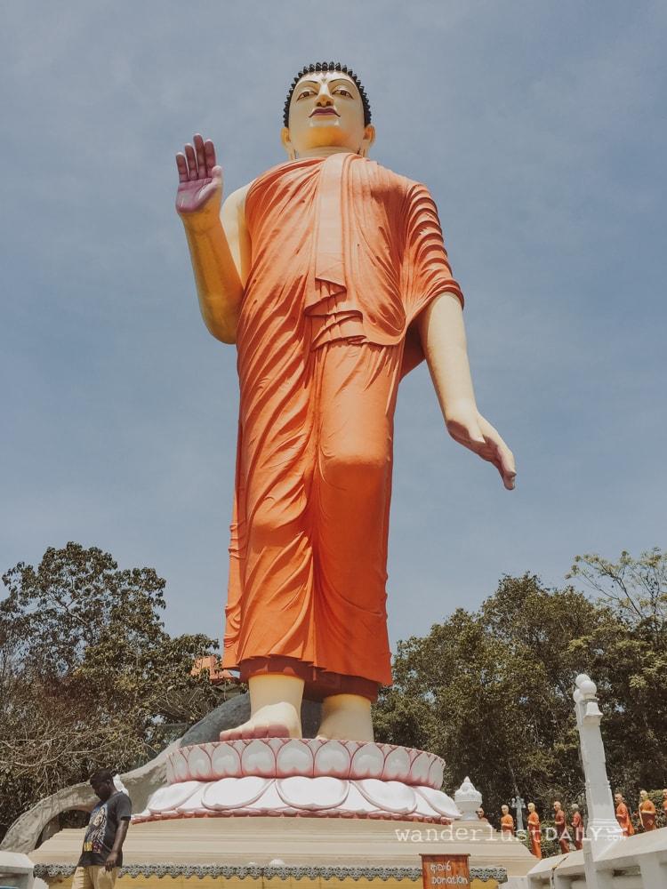 itinerario 10 giorni sri lanka - kandy