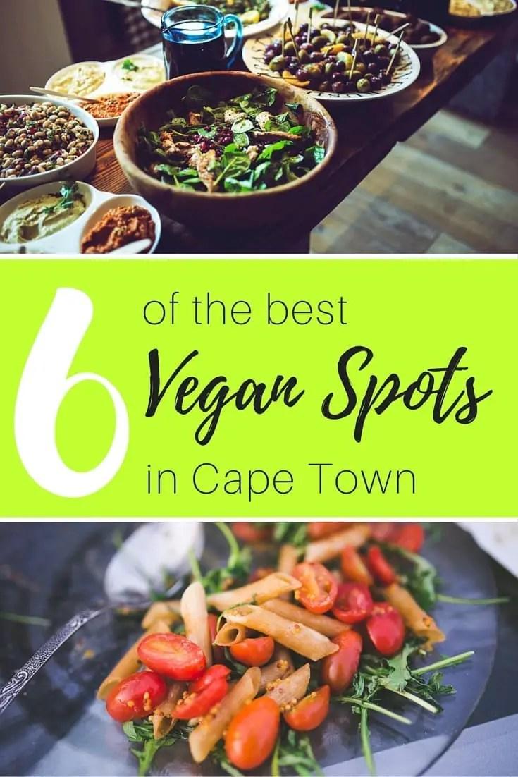 best vegan restaurants in cape town