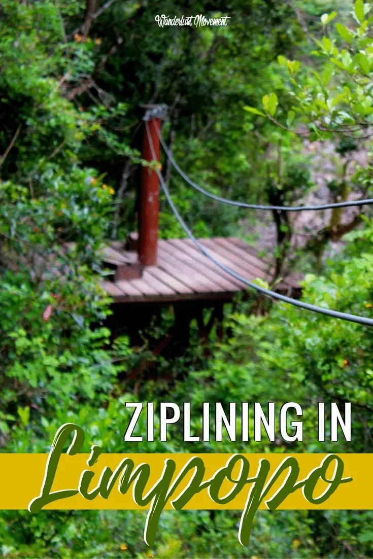 Unzipping Adventure at Magoebaskloof Canopy Tour!