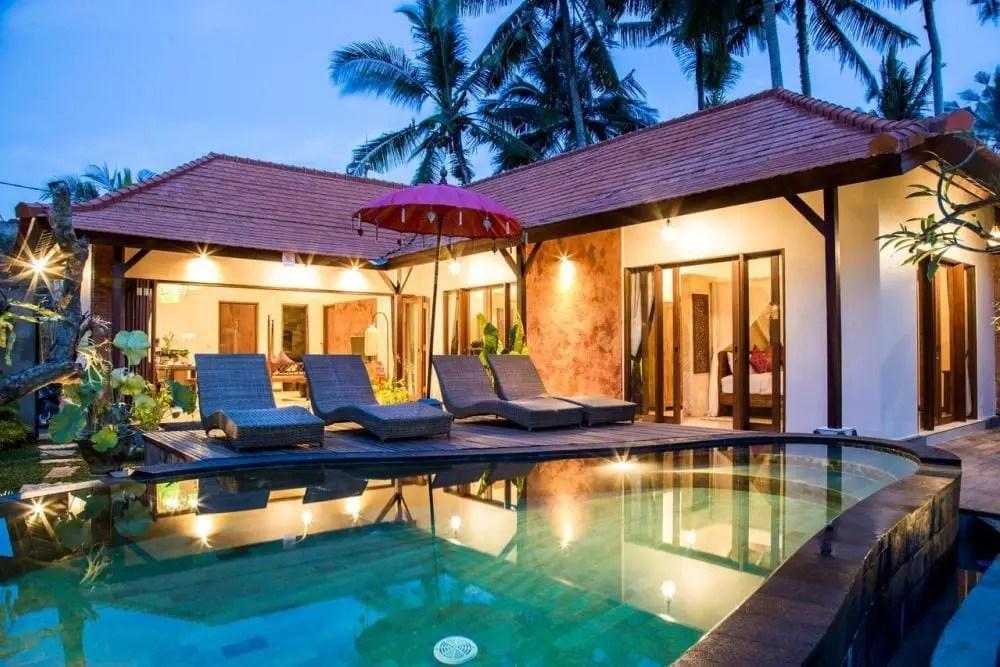 accommodation in bali