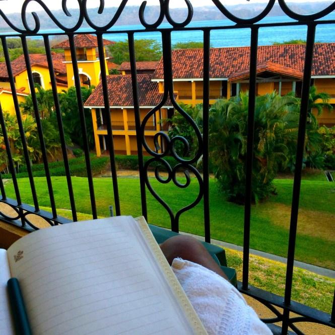 Journaling Costa Rica
