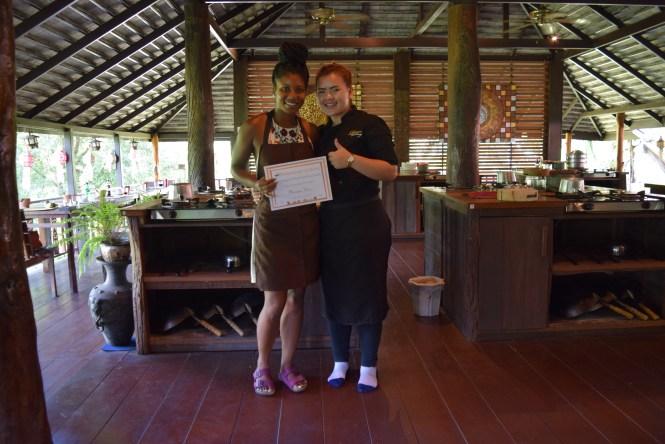 certificate pantawan cooking school