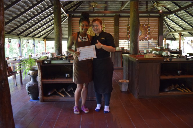certificate pantawan cooking school