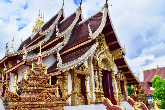 temple chiang mai