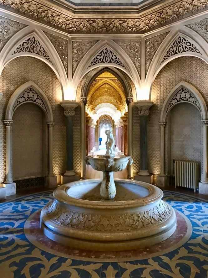 palace of monserrat's