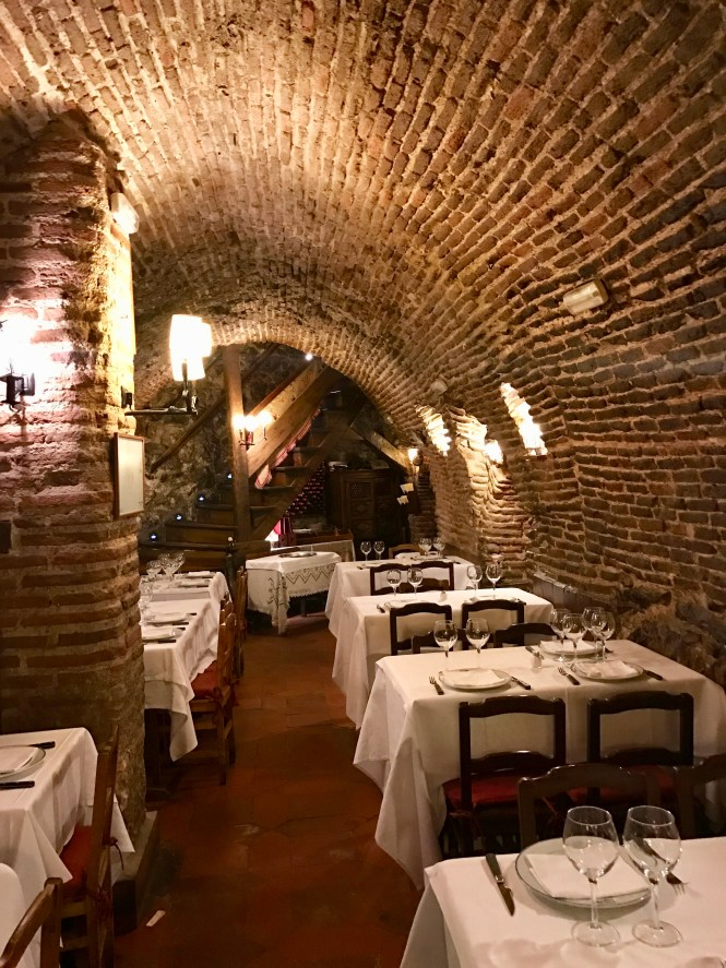 world's oldest restaurant madrid spain