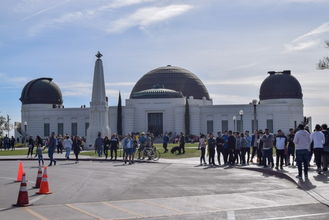 Los Angeles Itinerary - Griffith Observatory