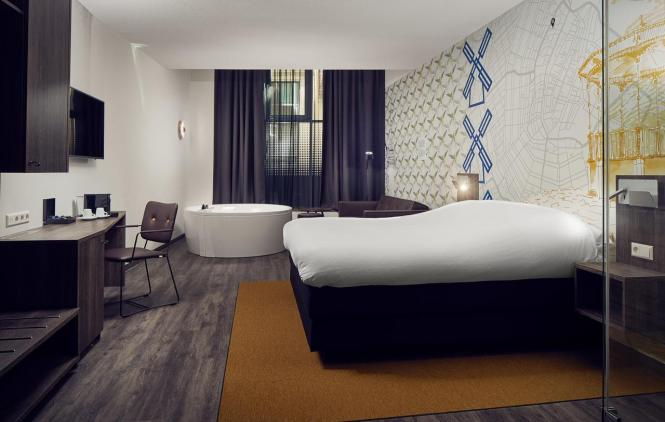 Hotels in Amsterdam Central