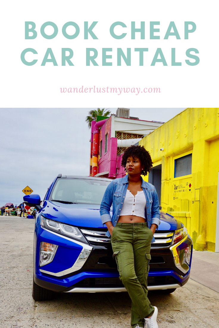 How to Book Cheap Car Rentals
