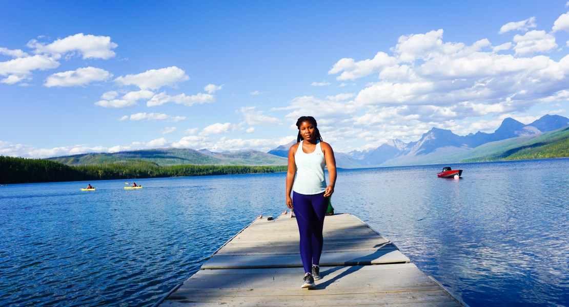 Lake McDonald Apgar Montana
