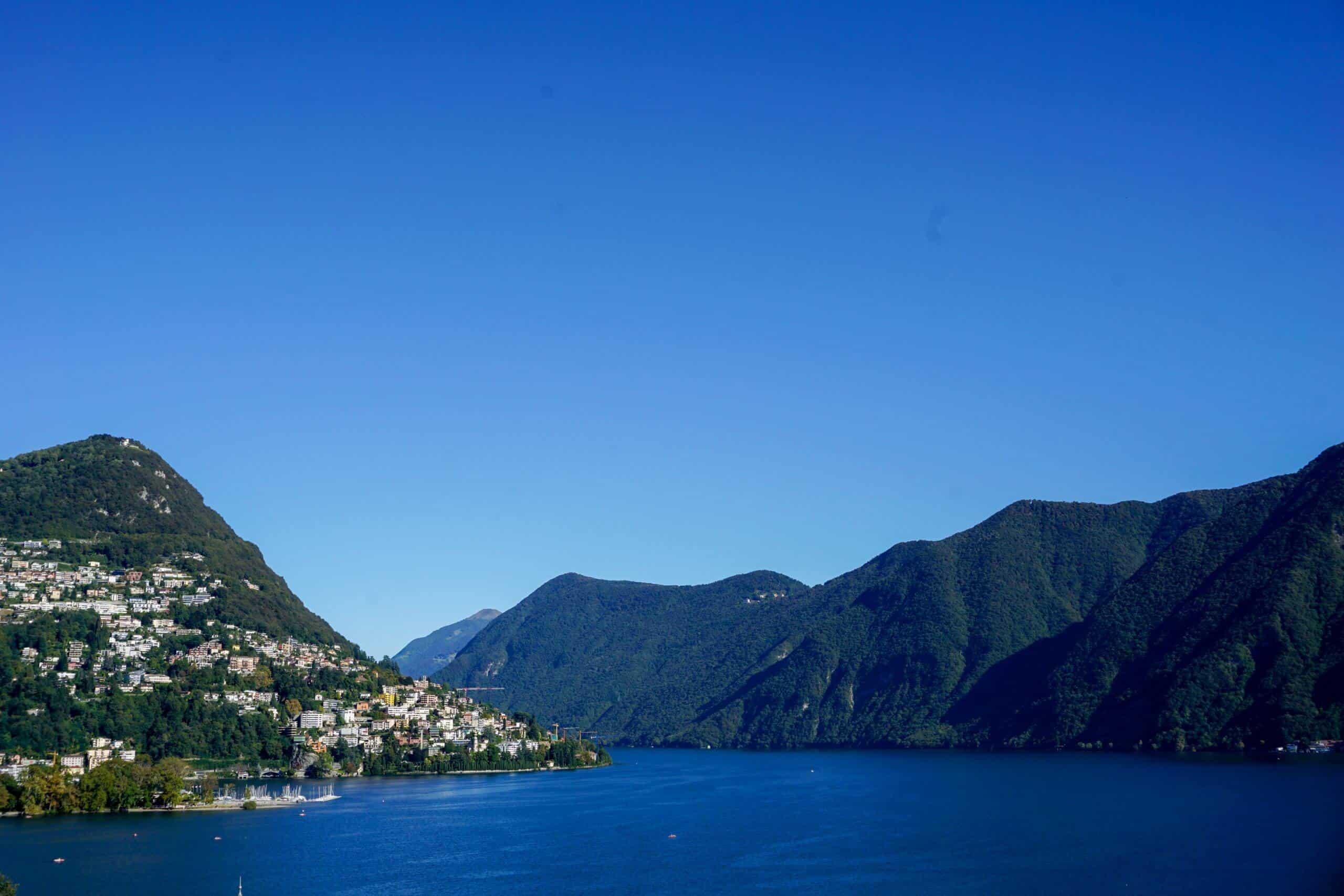 Italy to Switzerland