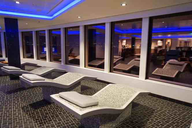 Norwegian Encore Spa