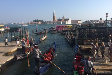 Things to do in Venice, Gondola Rides