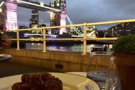 Best Restaurant London With View