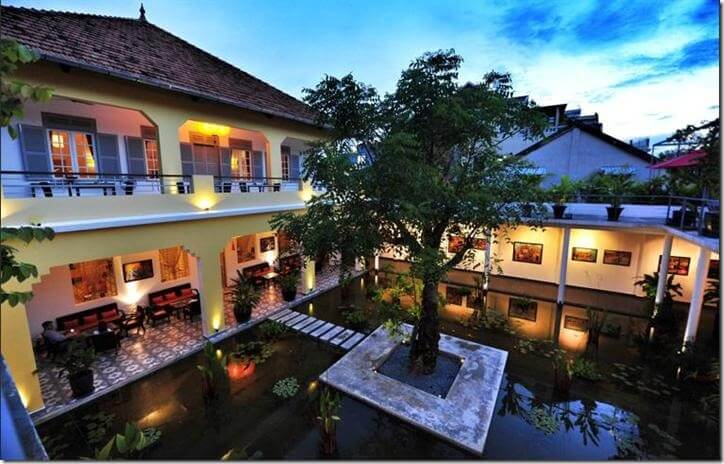 The Plantation Urban Resort and Spa Where to stay in Cambodia