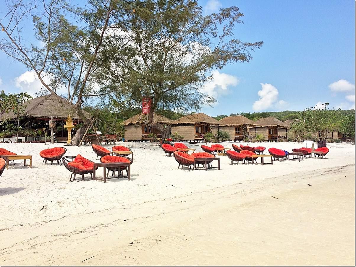 White Beach Bungalows Koh Rong
