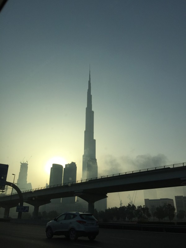 The Burj Khalifa, Dubai