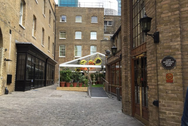 The Brewery, London venue for BritMums Live