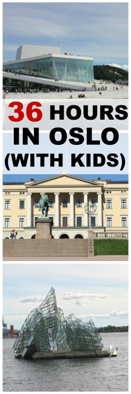 How to spend 36 hours in Oslo - with kids