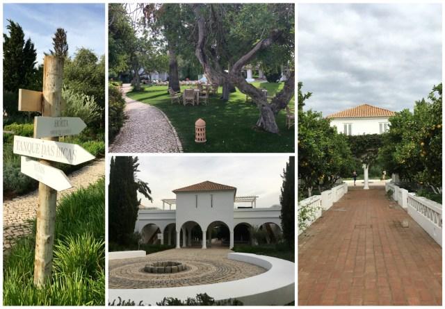 Vila Monte Farm House gardens, Algarve
