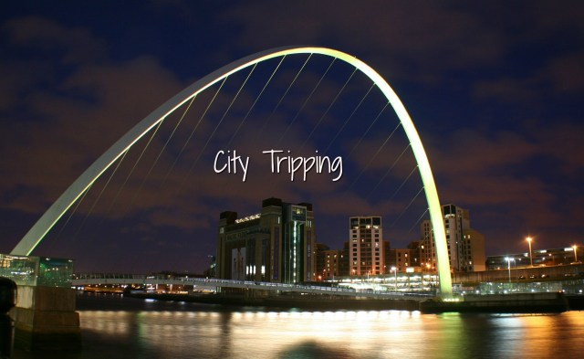 City Tripping, Newcastle: Pixabay