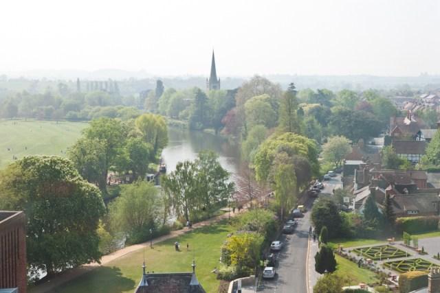 River Avon, Stratford-Upon-Avon