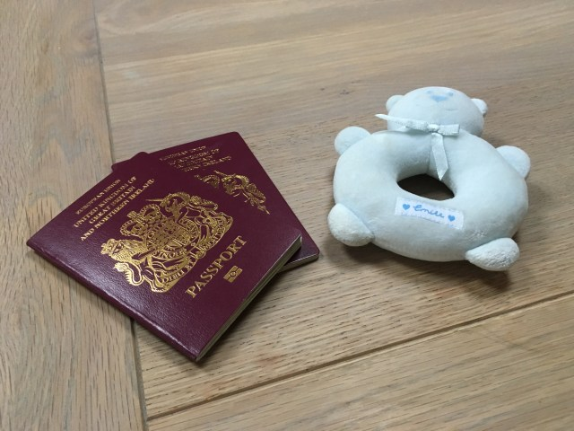 How to apply for a child passport
