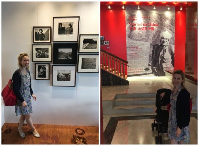 Andy Warhol exhibition, Hong Kong