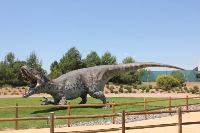 Dinopolis, Aragon, Spain