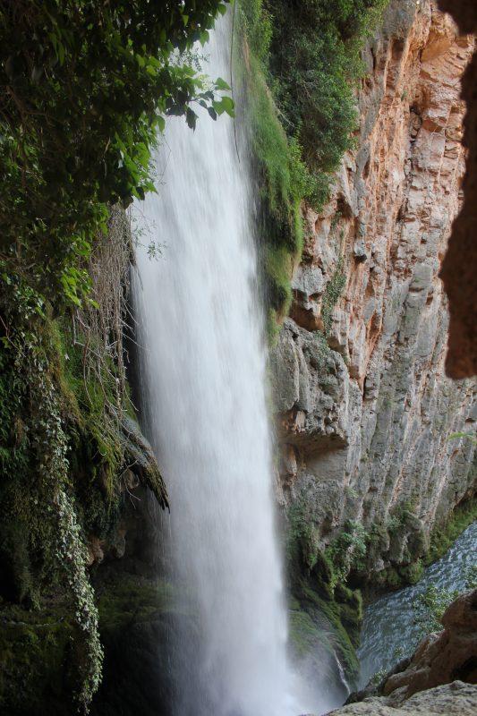 Piedra monastery Gardens, Nuevalos, Spain: Horse's tail waterfall
