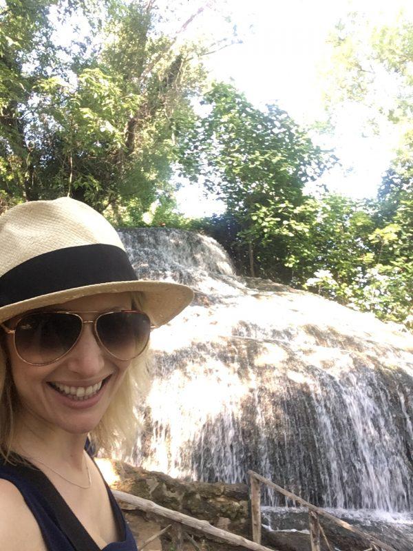 The Beautiful Waterfalls of Piedra Monastery Park