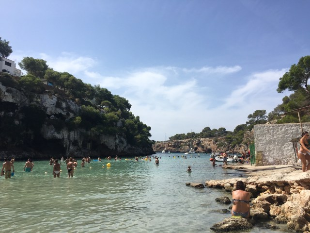 Cala Pi beach, Mallorca, Spain
