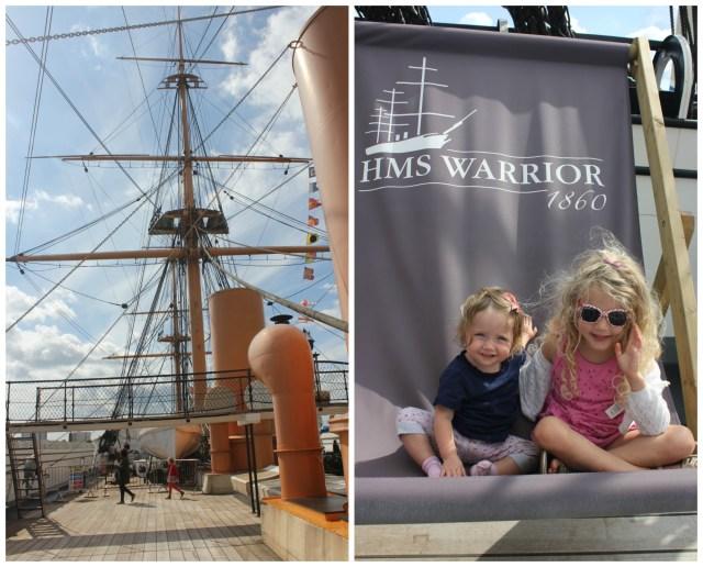 HMS Warrior, Portsmouth Historic Dockyard