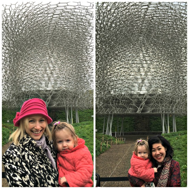 The beehive at Kew Gardens, London