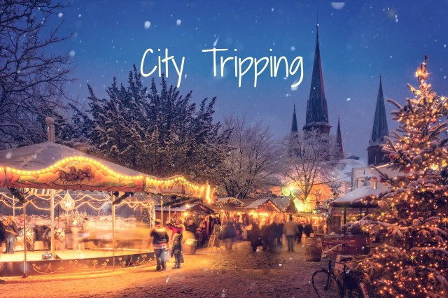 City Tripping Christmas: Pixabay