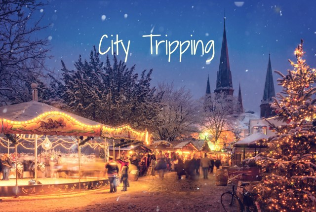 City Tripping Christmas: Pixabay