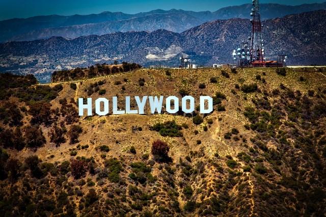 Hollywood Sign, Los Angeles: Pixabay
