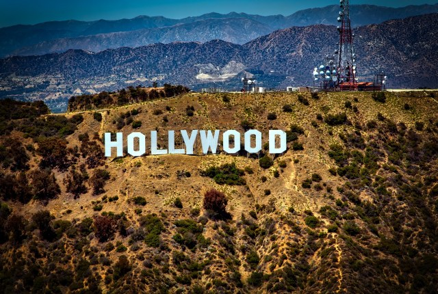 Hollywood Sign, Los Angeles: Pixabay