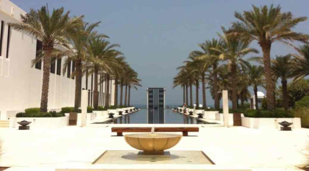 Eid Escapes from the Middle East - The Chedi Oman a perfect destination