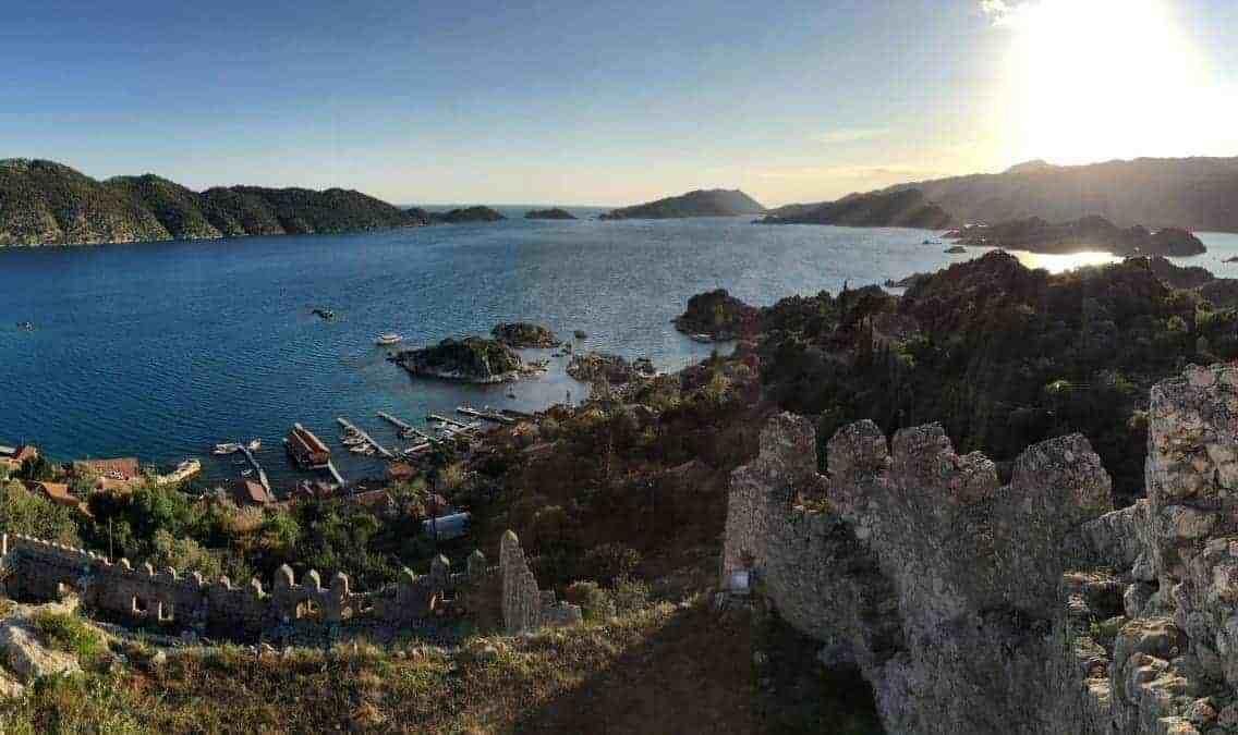 Lykischer Weg - Wandern an der türkischen Riviera zwischen Fethiye und Antalya - 4