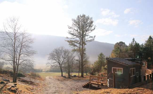 A North Georgia Tiny House Airbnb Gold