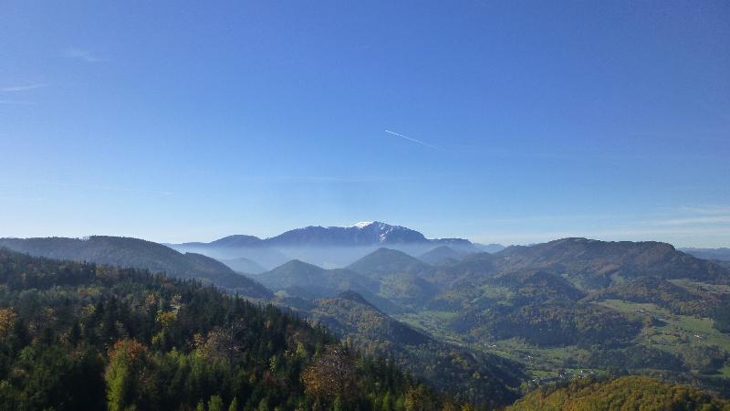 Hohe Wand Niederösterreich Skywalk Aussichtsturm Tierpark Naturpark Wandern Wanderung Aussicht Schneeberg