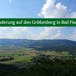 Wanderung auf den Größenberg in Bad Fischau