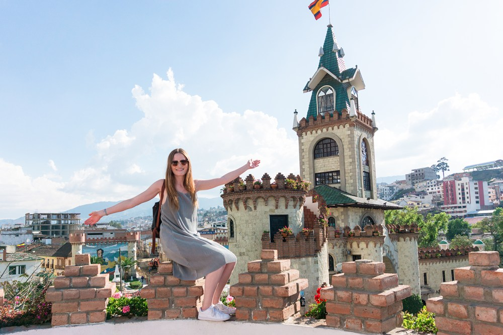 Loja is one of the best off the beaten bath places to visit in Ecuador.