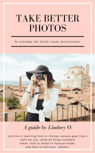 Image of Take better photos guide