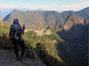 This Big Wild World hiking the Inca Trail