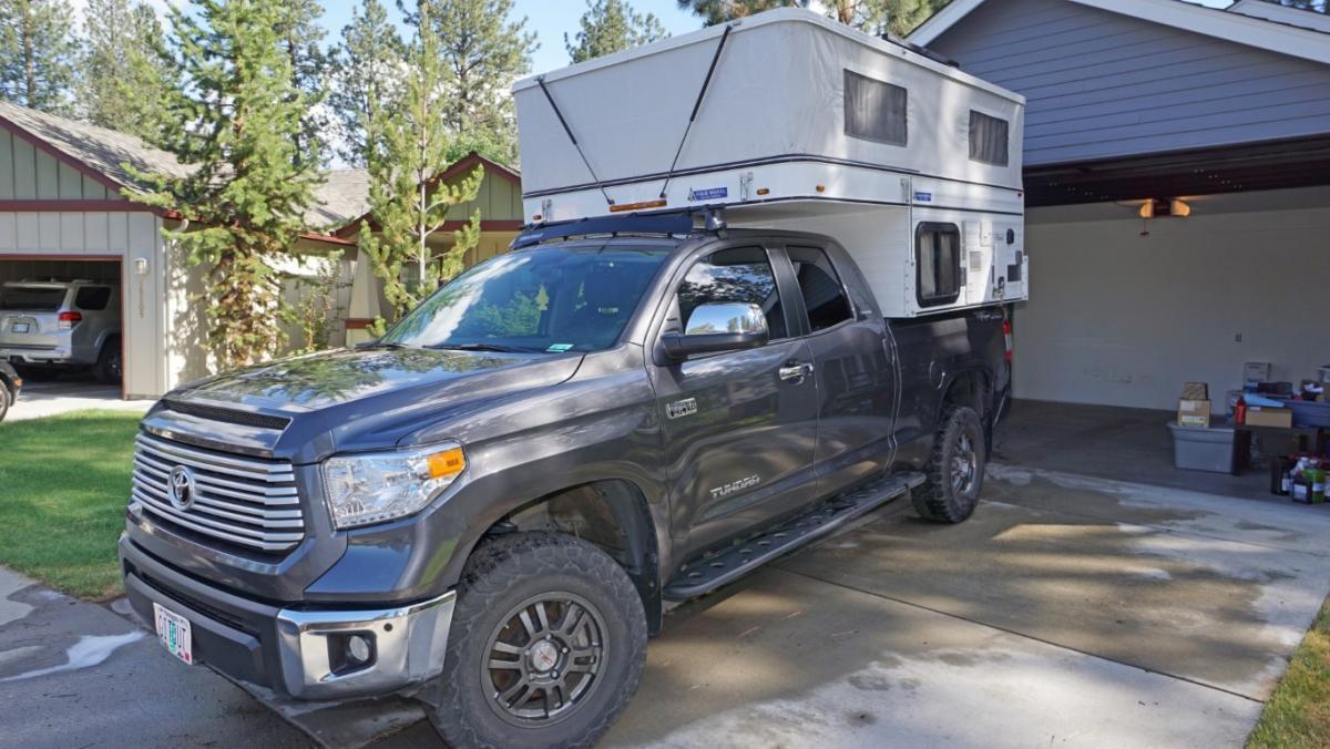 Truck Camper Jacks - Ideas de diseño para el hogar, color y
